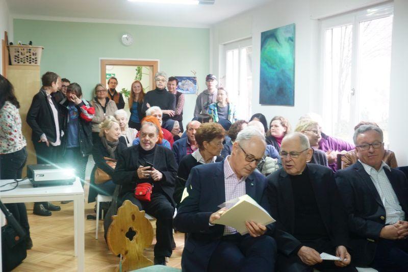 Viele Besucher beim Festakt (© VinziWerke)