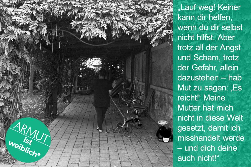 Frau G. (c) VinziWerke